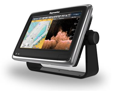 AXIOM 12 CHARTPLOTTER DOWNVISION SIDEVISION 3D-REALVISION